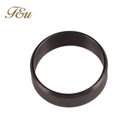 New 2014 Top Selling Jewelry Fashion Ring Pure Black Bright For Unisex#452