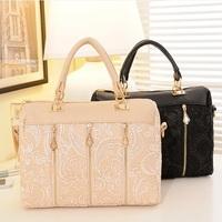 New 2014 Fashion Lace women handbag messenger bags