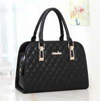 Free Shipping 2014 Women's Handbag Fashion Totes Genuine Leather Party Bags Noble