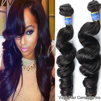Free Shipping Malaysian Loose Wave 3 Pcs Lot rosa hair products Malaysian Virgin Hair 100% Unprocessed Virgin Malaysian Hair