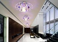3W LED lamps for home modern hallway corridor ceiling led chandelier lighting living room light AC200V 220V 230V 240V fixtures