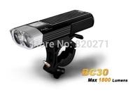 Fenix phoenix BC30 L2 T6 white one-piece bright light in the bike lights  1800 lumens