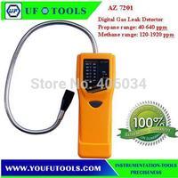 AZ 7201 Gas Leak Detector (120-1920ppm)