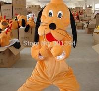 High Quality PLUTO Dog Mascot Costume Free Shipping