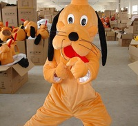High Quality PLUTO Dog Mascot Costume Free Shipping