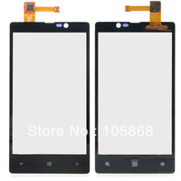 Hot Black Replacement Touch Screen Digitizer Glass for Nokia LUMIA 820 N820 B0217 P