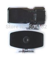 60W car alarm horn Car Electronic Warning Siren Alarm Police Firemen Ambulance Loudspeaker with MIC + Free Drop Shipping