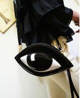 2014 women's handbag fashion  big eyes small day clutch, shoulder bag cross-body women's handbag