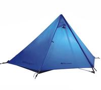 Bundle packs 1 single double layer aluminum tent silicon ultra-light tent
