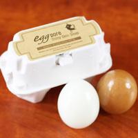 Tony Moly Egg Pore Black Head Remover Soap Moisturizing Face Cleansing 1box/lot (50g*2pc) Free Shipping