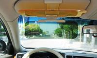 New Arrival Car Sun Visor Goggles For Driver Day And Night Anti-dazzle Mirror Automobile Sun-shading Block Free Shipping
