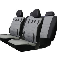TIROL T20634 a  New  Design 13-Piece/Set  Seat Covers  Universal 2 Front Seat & 1 Bench Seat Including Wheel Cover Free Shipping