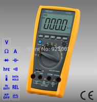 New Vichy Vici VC97 Multimeter Resistance Capacitance Voltmeter Thermometer Auto Range Tester Max 4000 Same as Fluke 15B