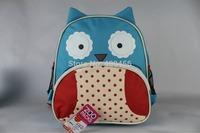 New Mini Oxford Cute Kid Children Backpack Zoo Cartoon Animal Toddlers Backpacks School Bags For Children School Bag 60pcs/lot