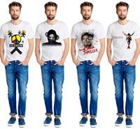 Michael Jackson OLODUM T Shirt Rock Star MJ T-shirt Michael Jackson MJ Dancing Tshirt MJ Logo Printing T-shirt Top Tees