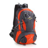 New arrival hiking backpack outdoor sports waterproof men's travel bags kipping backpack bag