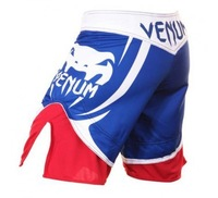 VENUM ELECTRON 2.0 FIGHTSHORTS - BLUE/RED QUALITY COMBAT BOXING MMA TRAINING BJJ KICKBOXING