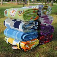 Large outdoor picnic mat rug pad Moisture-proof pad Thickening Camping Mat Cushion children kids baby beach mat