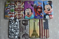 for HTC ONE S case,UK USA Flags HAHA skull radio cd tape Mickey Minnie mario tower hard pc Back Case Shell Cover for HTC ONE S