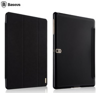 For Samsung Galaxy Tab S tabs 10.5 BASEUS Simplism Series Sleep Wake Up Smart Cover Stand Flip Cover Leather Case Free Shipping