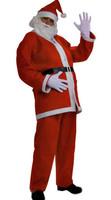 Christmas Santa Claus men Christmas clothing performance clothing Cospaly as chrismas