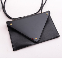 Free shipping brand PU leather wallet clutch mobile bags for women bag mobile bag purse JY294