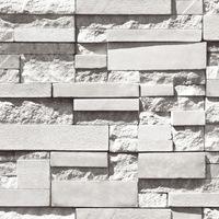 Stereoscopic 3D film imitation brick wall pattern wallpaper background wallpaper bedroom living room TV backdrop wallpaper