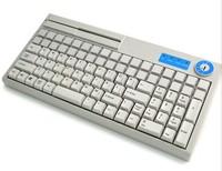 DX-KB92 92keys Qwerty Keyboard with programmable keys (MSR Keys Lock at optional)