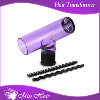 KF-021 hair dryer hair roller tool, hairdressing accessory colorful hair curler gift box packing Free shipping