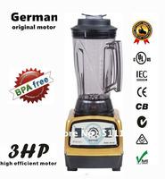 3.6 liters 2200W most powerful heavy duty commercial blender blender mixer bar blender