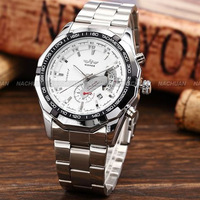 new hot male form hollow business casual mens watch table Fashion Personalized mechanical watches free shipping
