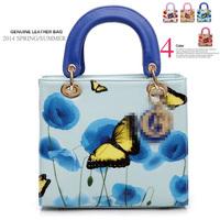 New 2014 fashion women shoulder bag designer women leather handbags women messenger bags famous brand women handbag totes bags