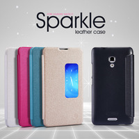 Nillkin Sparkle case for Huawei Mate 2 Flip leather case for Huawei Mate 2