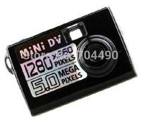 Mini Camcorder Video camera Family DV HD 5mp 1280*960 Micro SD card USB Digital dv MOTION DETECTOR Free shipping