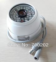 Free Shipping to RU!48 IR Led 1/3 CMOS 700TVL Metal IR Dome Camera Security Surveillance CCTV Camera Vandalproof