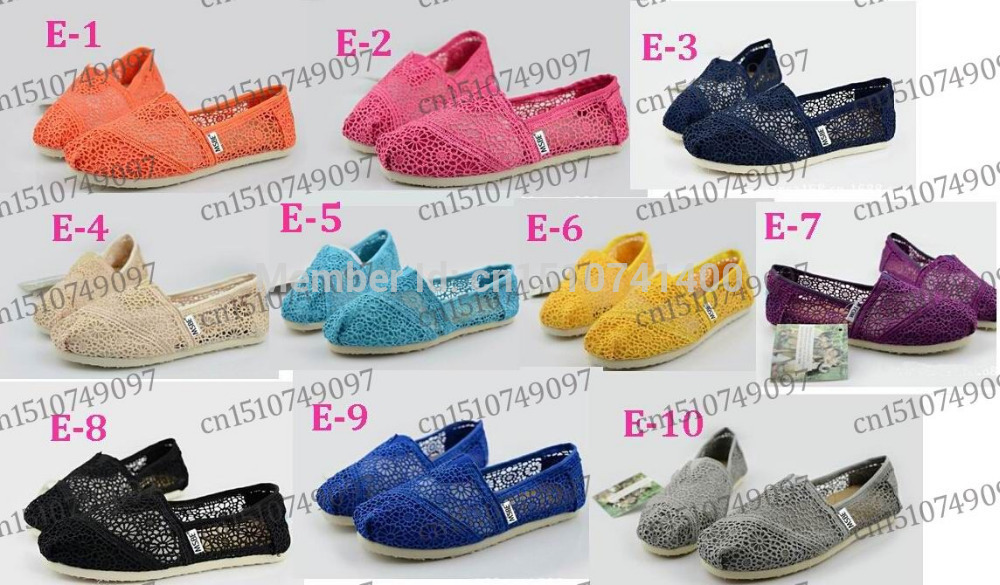 free SHIPPING New Women's Classic casual canvas shoes EVA stripes glitters Sunflower Crochet canvas Lovers Flat shoes 10colors(China (Mainland))