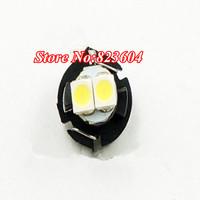 200 x T4.2 2SMD 3528 LED Dashboard Light Bulbs LED Car Instrument Lights Super Quality