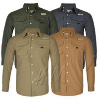2014 new summer shirt men brand shirt quick dry anti-uv outdoor long sleeve shirt omni-shade technology high quality shirt men