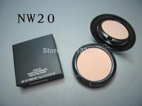 1PCs Hot cheap MC Brand Makeup Studio Fix Powder Plus Foundation, nw20 nw30 nw35 nw40 nw42 nw43 nw45 nw50 nw55 free shipping