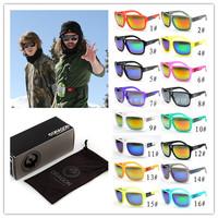 Hot sale Fashion brand dragon sunglasses Men Women vintage eye glasses JAM Outdoor cycling eyewear with Box and Bag gafas de sol
