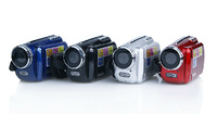 New camera video DIgital DV 12mp 1.8inch 4X Video recorder Digital camera Family Camcorder HD dv Free shipping