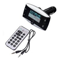 Retail&Wholesale 1.5 inch Bluetooth V2.0 Car MP3 Player Built-In Car Stereo Transmitter SD MMC USB Handfree Phone Remote