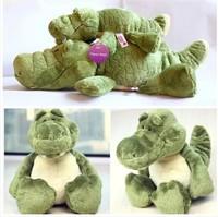 50cm long crocodile NICI plush doll station shall lie crocodile doll birthday holiday gift money to send children plush toy car