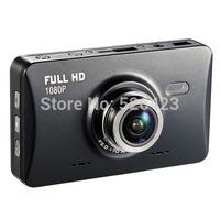 "3"" Touch Screen LCD HD 1080P GPS Tracker HDMI AV Car Dash Cam Camera Vehicle DVR"