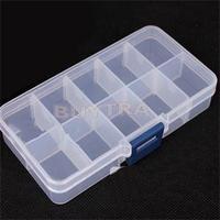 2014 New Home Using Mini Organizer for Jewelry/Plastic Storage Boxes/Adjustable Jewelry Box