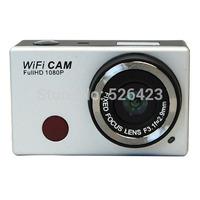 5.0MP HDMI Full HD 1080P Waterproof Action Sports Camera WIFI Car DV Camcorder