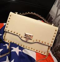 Free shipping New 2014 fashion bag Women's leather handbag brand designer shoulder crossbody bags clutches totes DDW100