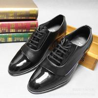 China Wholesale 2014 new men's dress shoes men's business shoes wedding shoes men 38-44 yards free shipping