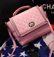 Free shipping New 2014 fashion bag Women's leather handbag brand designers shoulder crossbody bags clutches totes DDW99