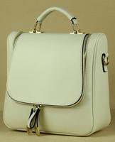 2014 new fashion women's handbags Shoulder Messenger portable leather casual handbags  25*25*12CM NBA158 Y8PA